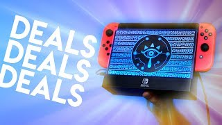 Prime Day Video Game Deals!