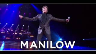 Barry Manilow with Dave Koz at the Smoothie King Center in New Orleans