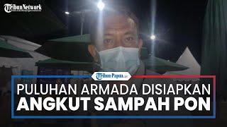 DLH Kabupaten Jayapura Siapkan Puluhan Armada Pengangkut Sampah untuk PON XX Papua 2021