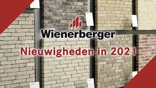 Nieuwigheden van Wienerberger in 2021