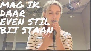 Mag Ik Daar Even Stil Bij Staan   Suzan & Freek (Eline Esmee Cover)