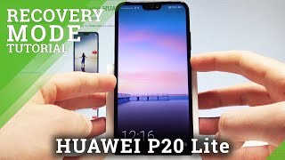 How to Factory Reset HUAWEI P20 Lite - Wipe Data / Format