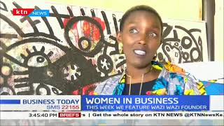 Women in Business: Meet Chebet Mutai founder of Waza wazi Kenyan Leather company