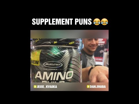 Supplement Puns!