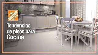 Tendencia de piso para cocina