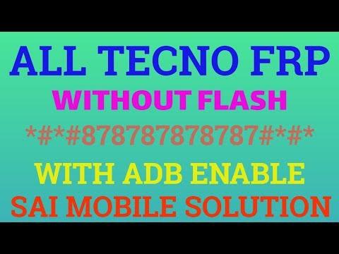 HOW TO FRP BYPASS TECNO sa1 pro(s2) frp - смотреть онлайн на