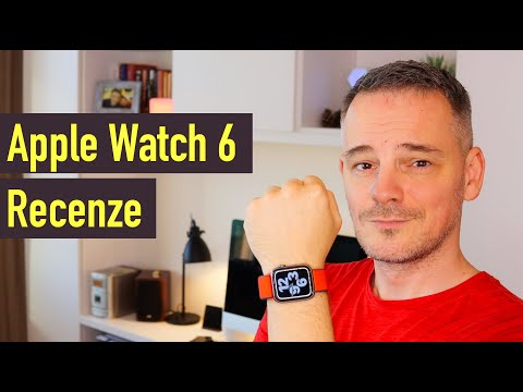 Apple Watch 6 | Unboxing + První dojmy (Steel Edition)