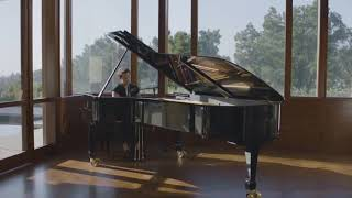 Charlie Puth playing 'Girlfriend' live at home 🥰🎶🎶