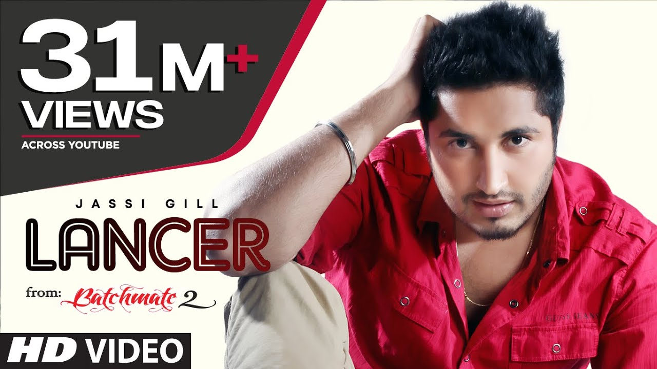 Lancer - jassi gill new songa