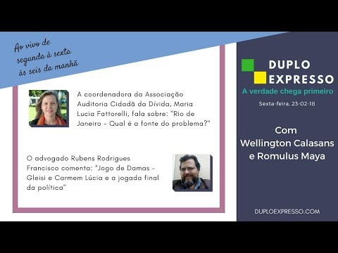 Assista A Duplo Expresso 23fev2018 No Youtube