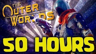 Thoughts on The Outer Worlds - 50 HOURS - Multiple Playthroughs