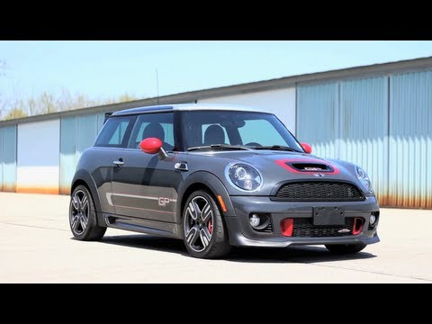 Mini John Cooper Works GP: Up Close & Personal