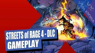 Streets of Rage 4 - Mr. X Nightmare: Vendaval de tollinas en el Survival por cuenta de Axel y Shiva