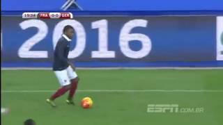 Теракты в Париже во время футбольного матча Франция   Германия