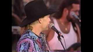 "Tracy Lawrence   ""Sticks & Stones"" Live   1993"