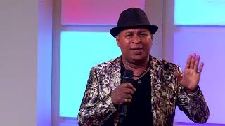 """Jorge Neto """"  Cretcheu   Bem Vindos    RTP África"""