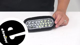 Etrailer | Buyers Products Emergency Supplies - Warning Lights - 337SL66AC Review