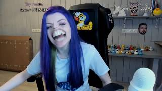 Топ Моменты c Twitch | Показала ЖЕППУ 😍 | Hard Play в 3D | Gtfobae Вернулась