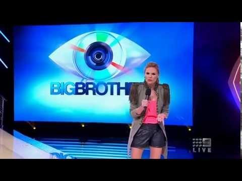 Big Brother Australia 2012 - Day 2 - Live Suprise