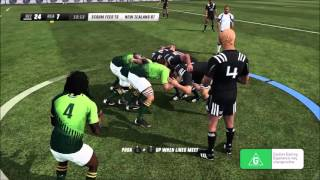 Clip of Rugby Challenge 3