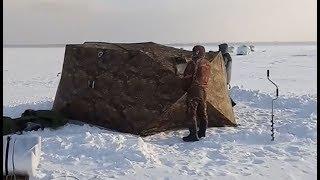 Задохнулись в палатке на рыбалке