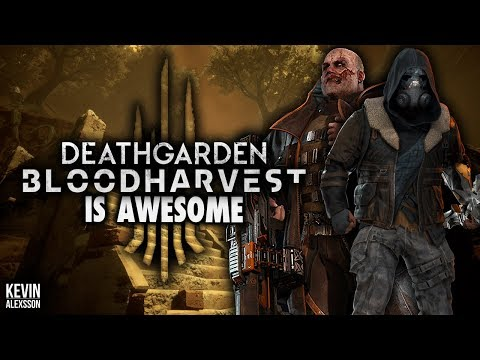 Deathgarden: BLOODHARVEST Is Awesome