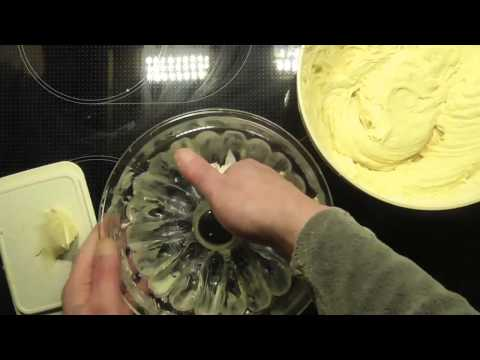 Gugelhupf Aschkuchen nach alten Rezept Guglhupf backen