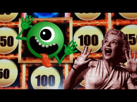 *NEW* Slot Machines! SCREAMING LINKS * LITTLE GREEN MEN 2 * MONEY CHARGE JACKPOTS!