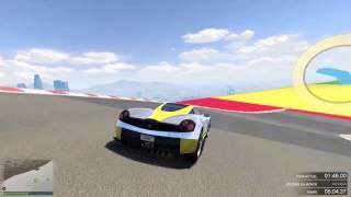 GTA V online test course cass-cou RASTAFARI BLAZE RACE AFU + lien pour télécharger l