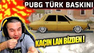 BASKIN BASANINDIR !! ÇILGIN TAKIM | PUBG Mobile