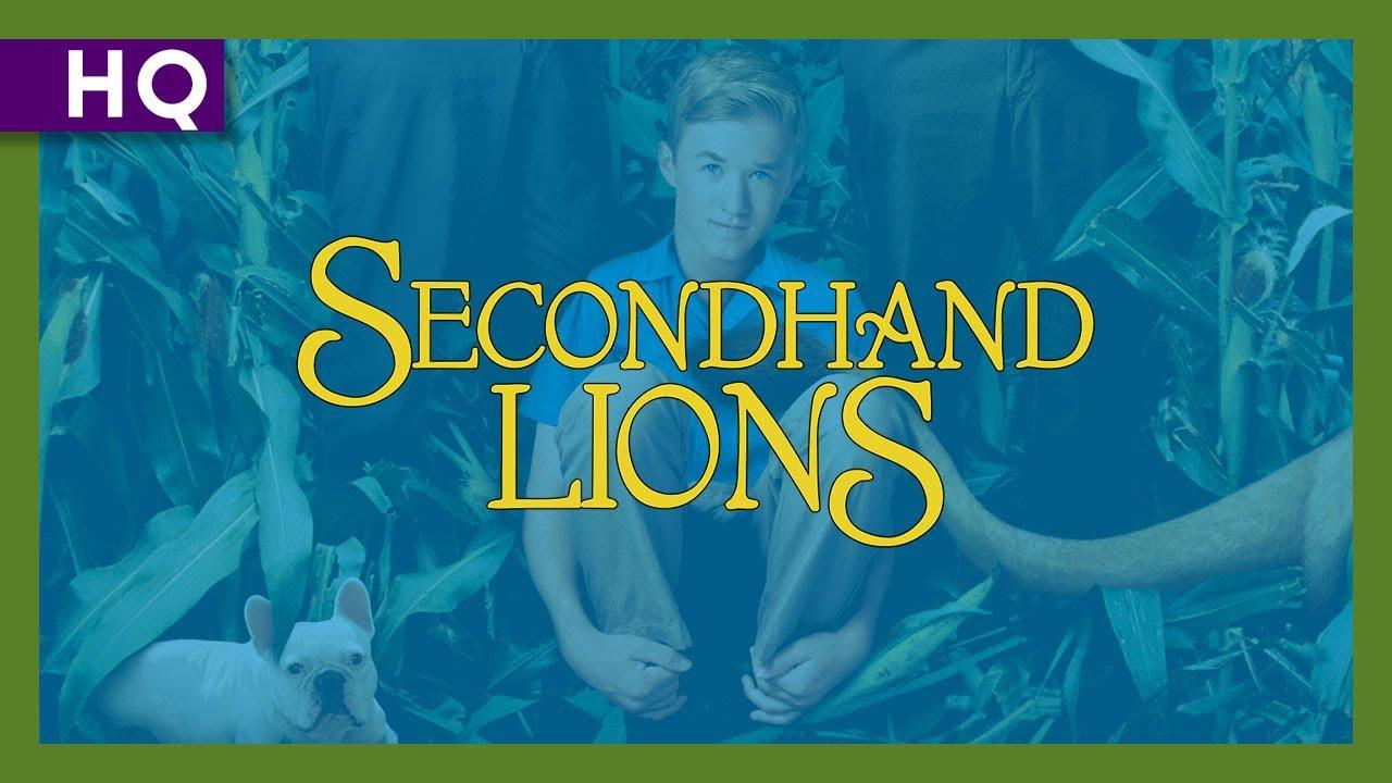 >Secondhand Lions (2003) Trailer