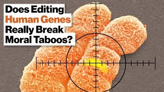 Richard Dawkins: The Dangers of CRISPR, Designer Babies, and Artificial Genetic Mutation