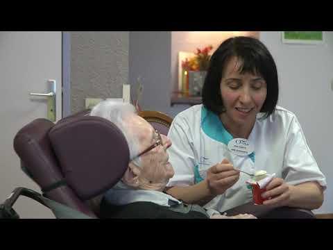 Video Fiers de nos métiers - Aide-soignant en EHPAD