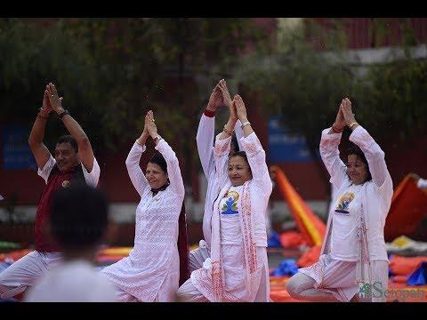 अन्तर्राष्ट्रिय योग दिवस