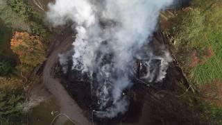 Kiihtelysvaaran kirkko tuhoutui tulipalossa | Kholo.pk