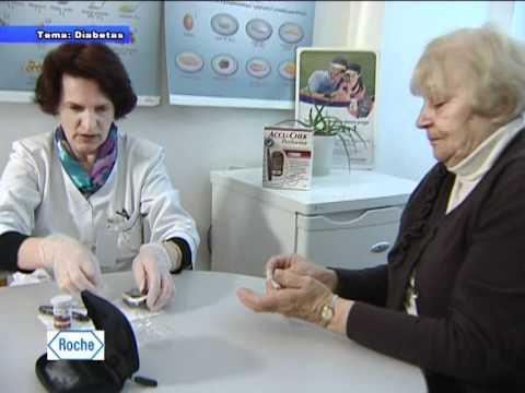Slaugos procesas pacientams, sergantiems cukriniu diabetu