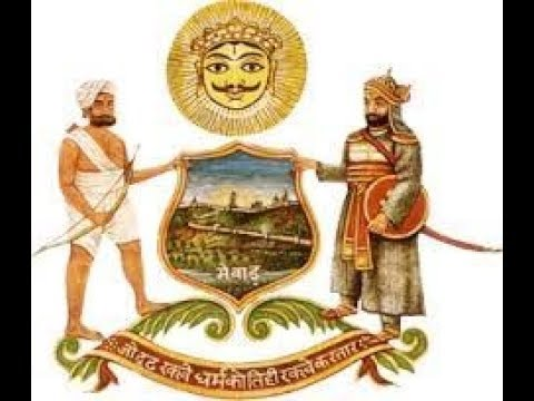 सिसोदिया वंश का राजस्थान में इतिहास।। History of Rajasthan