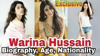 Warina Hussain | Biography, Age, Height, Weight, Father, Mother | Dairy Milk Ad | Salman Khan | BD E