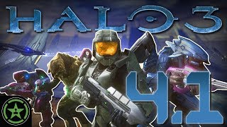 THE STORM - Halo 3: LASO Part 4.1   Let's Play