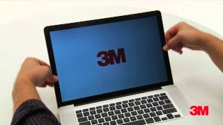 How to apply a 3M™ Privacy Filter to your Mac Device