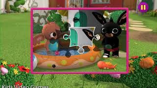 Bing Bunny Games   Bing Jigsaw
