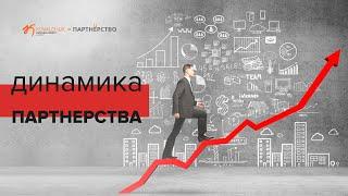 ДИНАМИКА ПАРТНЕРСТВА. Этапы развития совместного бизнеса.