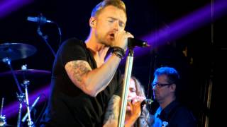 Ronan Keating: 'Separate Cars' - Carlisle Race Course, 5 August 2013