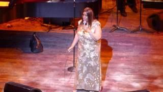 "Aretha Franklin ""Rolling In The Deep"" NJPAC 6/16/16"