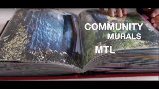 Community Murals MTL