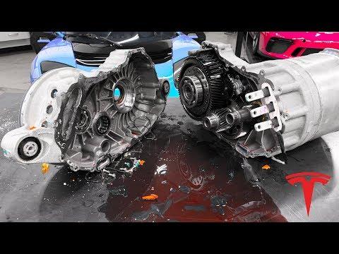 What s Inside A Tesla Engine