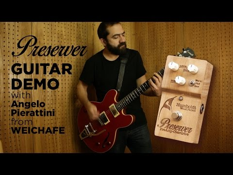 Preserver 2017 Demo with Angelo Pierattini