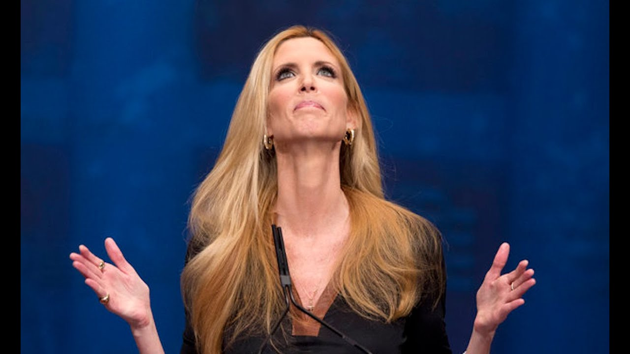 Trump Ruins Ann Coulter's Book Launch Party thumbnail