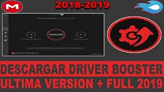 driver booster 5.5 serial 2018