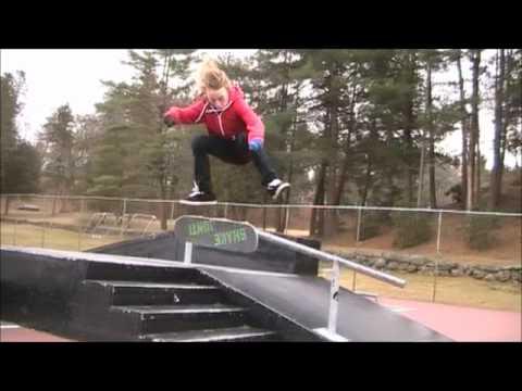 Stafford Skatepark Sesh